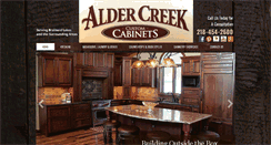 Preview of aldercreekcabinets.net